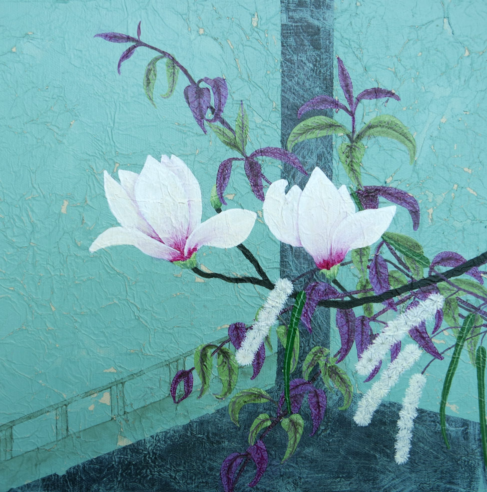 painting of flowers
